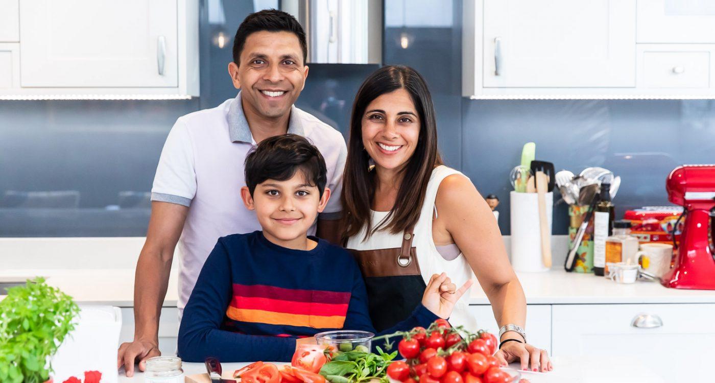 Thyme In The Kitchen | My Story - Natasha Shamji