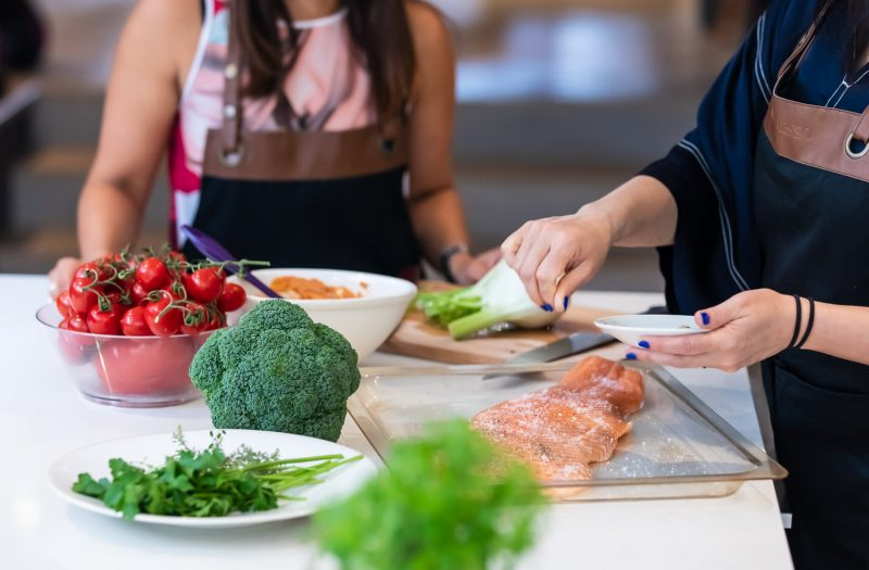 Thyme in The Kitchen | Cooking Classes